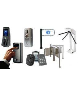 Системы контроля доступа и учета рабочего времени (СКУД)